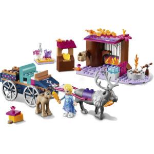 Lego Disney Princess 41166 Elsan Vankkuriseikkailu