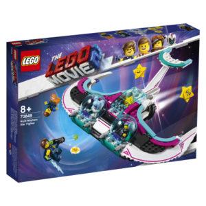 Lego Movie 2 70849 Tyyli-Sorron Tähtihävittäjä