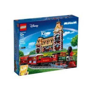 Lego 71044 Disneyn Juna ja Asema