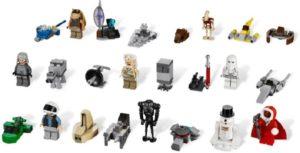 Lego Star Wars 9509 Joulukalenteri 2012