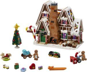 Lego Creator 10267 Piparkakkutalo