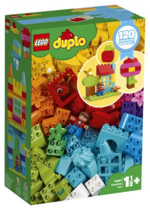 Lego Duplo 10887 Luovaa Huvia