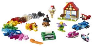 Lego Classic 11005 Luovaa Huvia