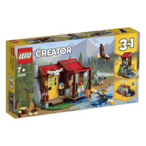 Lego Creator 31098 Erämökki