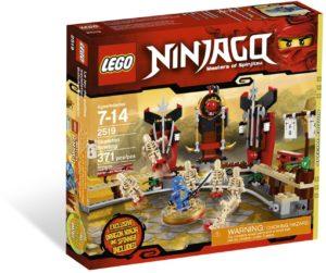 Lego Ninjago 2519 Skeleton Bowling