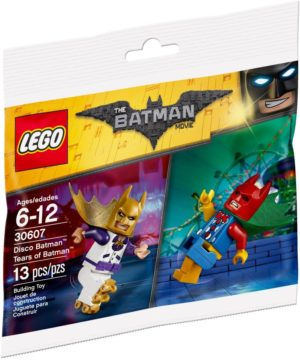 Lego Batman Movie 30607 Disco Batman - Tears of Batman