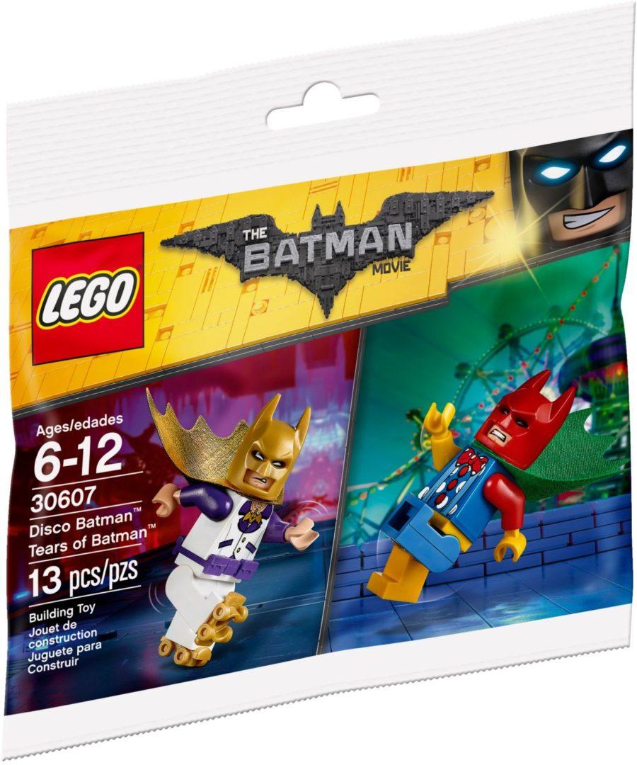 Lego Batman Movie 30607 Disco Batman - Tears of Batman