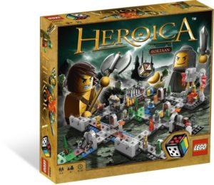 Lego Pelit 3860 Heroica Castle Fortaan