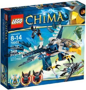 Lego Legends of Chima 70003 Erisin Kotkahävittäjä