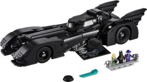 Lego Super Heroes 76139 1989 Batmobile
