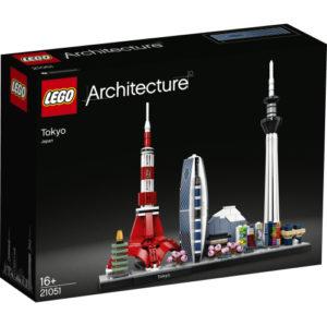 Lego Architecture 21051 Tokio