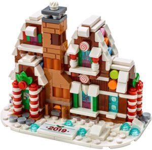 Lego 40337 Piparkakkutalo