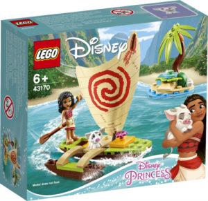 Lego Disney Princess 43170 Vaianan Meriseikkailu