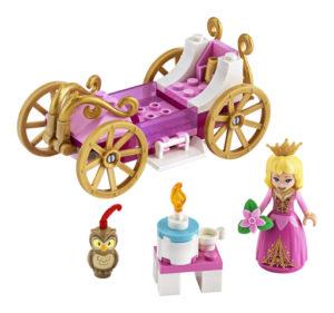 Lego Disney Princess 43173 Auroran Kuninkaalliset Vaunut