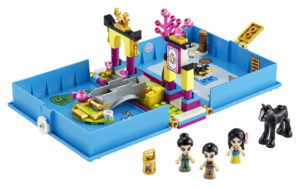Lego Disney Princess 43174 Mulanin Satukirjaseikkailut
