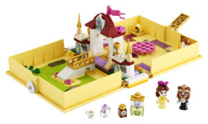 Lego Disney Princess 43177 Bellen Satukirjaseikkailut
