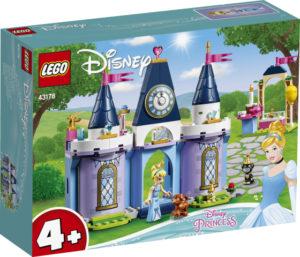 Lego Disney Princess 43178 Tuhkimon Linnanjuhlat