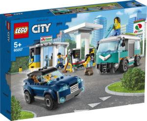 Lego City 60257 Huoltoasema