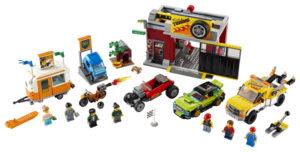 Lego City 60258 Tuunausautokorjaa