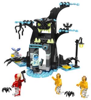 Lego Hidden Side 70427 Tervetuloa Pimeälle Puolelle