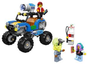 Lego Hidden Side 70428 Jackin Rantakirppu