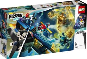 Lego Hidden Side 70429 El Fuegon Temppulentokone