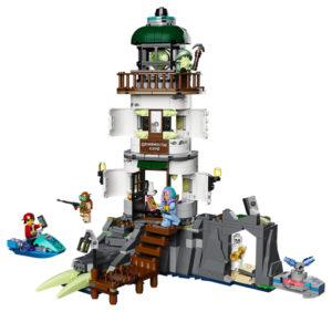 Lego Hidden Side 70431 Pimeyden Majakka
