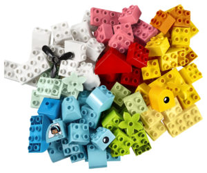 Lego Duplo 10909 Sydänlaatikko
