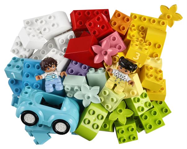 Lego Duplo 10913 Palikkarasia