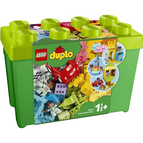 Lego Duplo 10914 Deluxe Palikkarasia