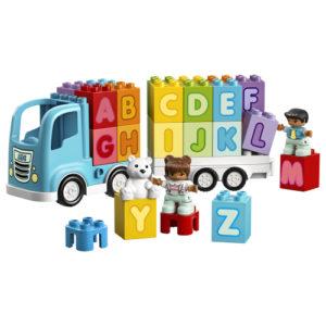Lego Duplo 10915 Aakkosauto