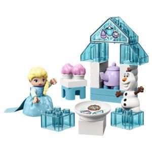 Lego Duplo 10920 Elsan ja Olafin Teekutsut