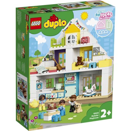 Lego Duplo 10929 Moduulileikkimökki