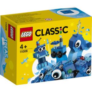Lego Classic 11006 Luovat Siniset Palikat