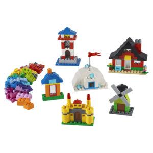 Lego Classic 11008 Palikat ja Talot