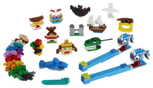 Lego Classic 11009 Palikat ja Valot