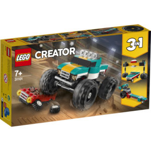Lego Creator 31101 Monsteriauto