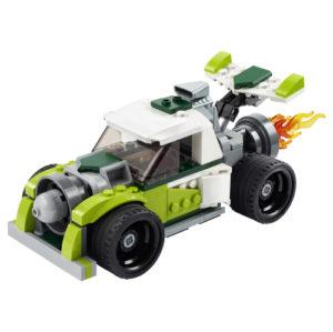 Lego Creator 31103 Rakettiauto