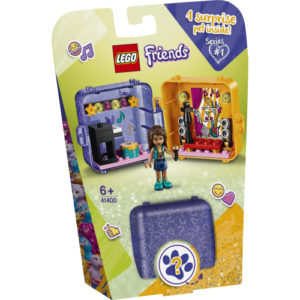Lego Friends 41400 Andrean Leikkikuutio