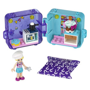 Lego Friends 41401 Stephanien Leikkikuutio
