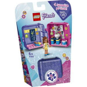 Lego Friends 41402 Olivian Leikkikuutio