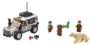 Lego City 60267 Safarimaasturi