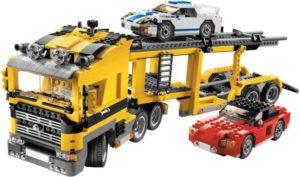 Lego Creator 6753 Autonkuljetusrekka - Käytetty
