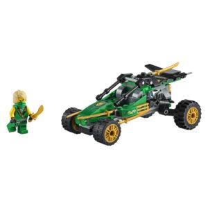 Lego Ninjago 71700 Viidakkohyökkääjä
