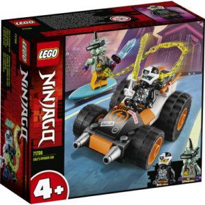 Lego Ninjago 71706 Colen Kiituriauto