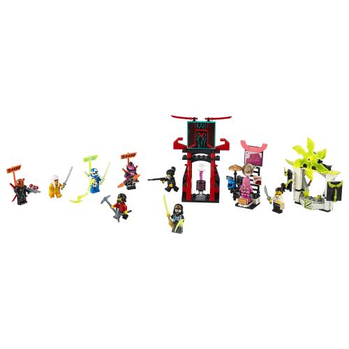 Lego Ninjago 71708 Pelaajien Tori