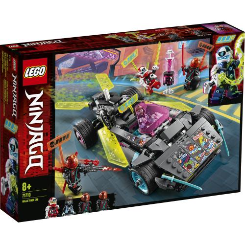 Lego Ninjago 71710 Ninjojen Viritysauto