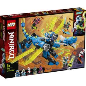 Lego Ninjago 71711 Jayn Kyberlohikäärme