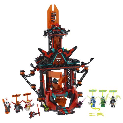 Lego Ninjago 71712 Keisarin Hulluuden Temppeli