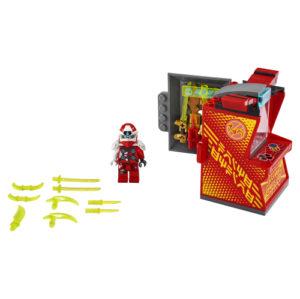 Lego Ninjago 71714 Kai-avatar Pelihallikapseli